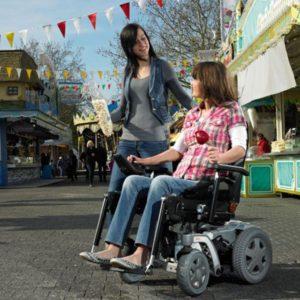 Cadeiras de Rodas Eléctricas