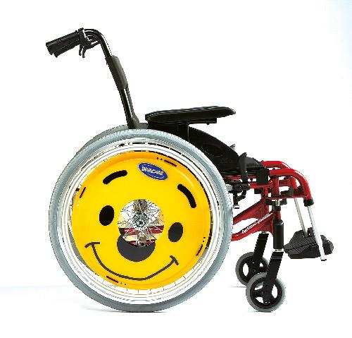 Cadeira de Rodas Manual Para Crianças – 2,00€/Dia